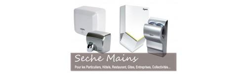 SECHE MAINS une large gamme de sèches mains électrique